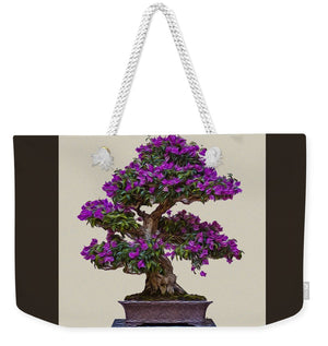 Bonsai Tree - 1 of 3 - Weekender Tote Bag