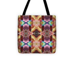 Butterfly Wings Pattern - Tote Bag