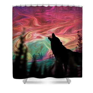 Call of the Wild - Shower Curtain