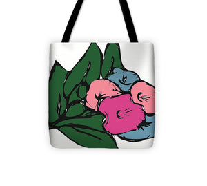 Catch the Bouquet 3 of 3 - Tote Bag