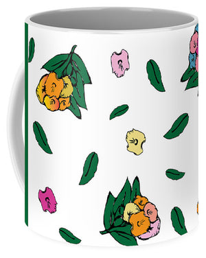 Catch the Bouquet Pattern Original - Mug