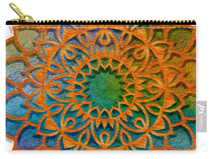 Cemented Mandala 1 - Carry-All Pouch