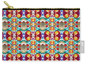 Circus Pattern - Carry-All Pouch