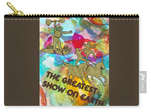 Circus Poster 2 of 2 - Carry-All Pouch