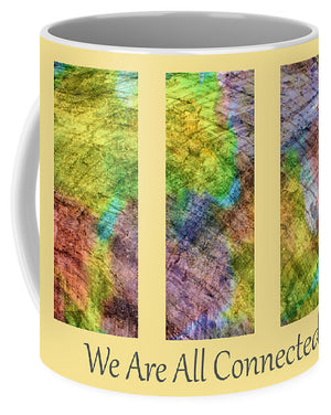 Connected World Triptych - Mug