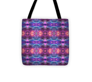 Dance Into Daylight Pattern - Tote Bag