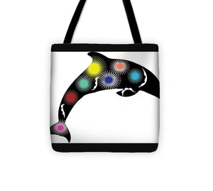 Dolphin 1 - Tote Bag
