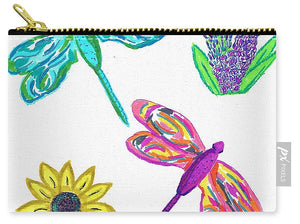Dragonfly Treats - Carry-All Pouch