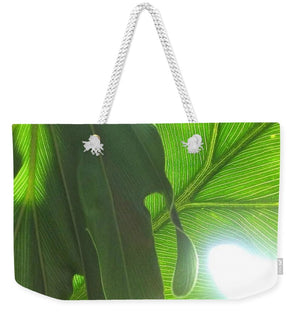 Drawn to the Sun - Weekender Tote Bag