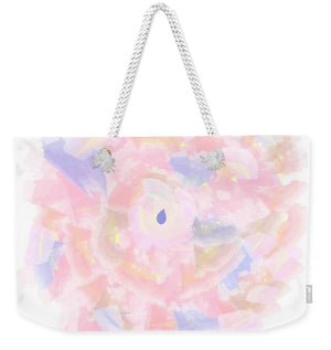 Flower Bouquet - Flower 2 of 3 - Weekender Tote Bag