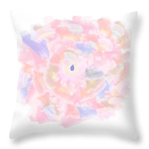Flower Bouquet - Flower 2 of 3 - Throw Pillow