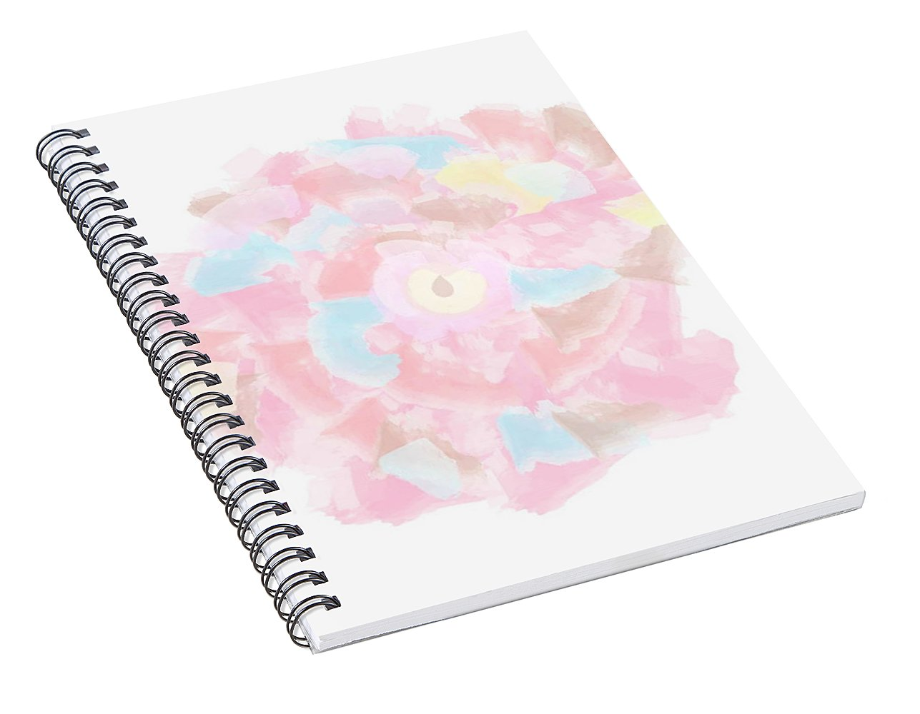 Flower Bouquet - Flower 3 of 3 - Spiral Notebook