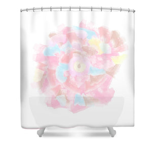 Flower Bouquet - Flower 3 of 3 - Shower Curtain