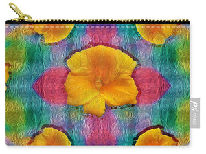 Flower Power - Carry-All Pouch