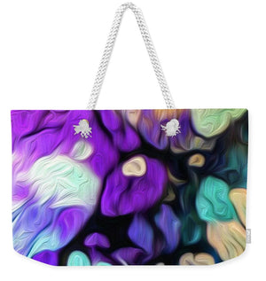 For The Love Of Color - Weekender Tote Bag