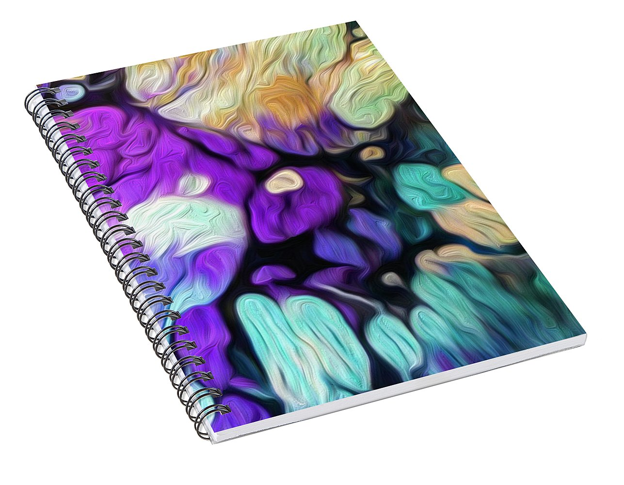 For The Love Of Color - Spiral Notebook
