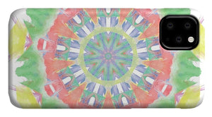 Fruity Cocktails Mandala - Phone Case