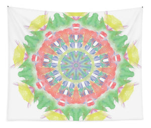 Fruity Cocktails Mandala - Tapestry