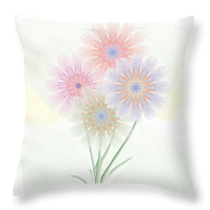 Happy Together - Throw Pillow