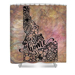 Home State - Idaho - Shower Curtain