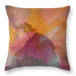 New Growth - Throw Pillow