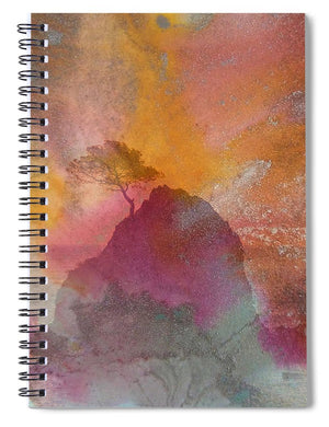 New Growth - Spiral Notebook