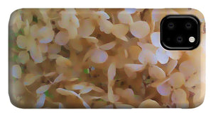 Pearlescent Hydrangea - Phone Case