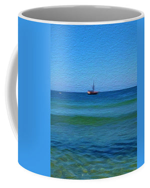 Pirate Ship, Oak Bluffs, MA - Mug