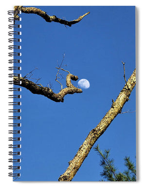 Plucked from the Sky - Spiral Notebook
