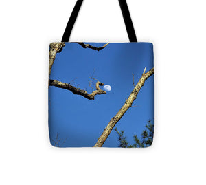 Plucked from the Sky - Tote Bag