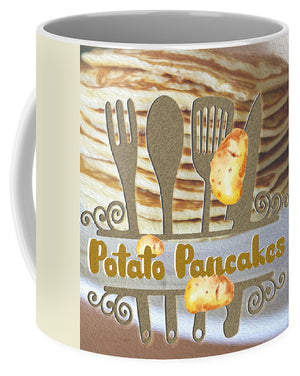 Potato Pancakes - Mug