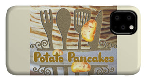 Potato Pancakes - Phone Case