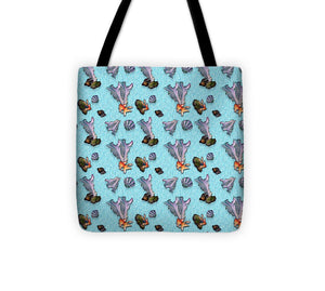 Rich Fish Pattern - Tote Bag