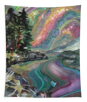 Rocky River Shoreline - Tapestry
