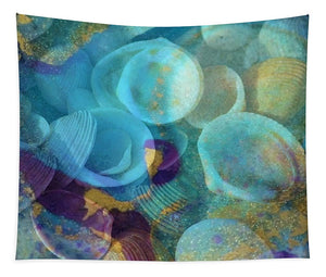 Shells, Sea and Sand 1 - Tapestry