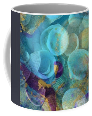 Shells, Sea and Sand 1 - Mug