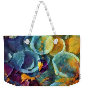Shells, Sea and Sand 3 - Weekender Tote Bag