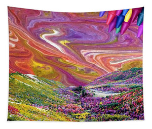 Sky Colors Earth - Tapestry