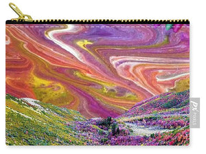 Sky Colors Earth - Carry-All Pouch