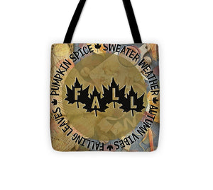 Sweater Weather - Tote Bag