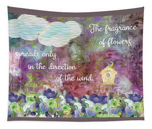 The Fragrance of Flowers - Tapestry