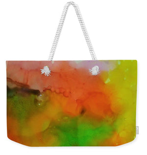Through the Rain 2 - No Overlay - Weekender Tote Bag