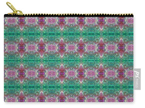 Tropical Passion Fruit Pattern - Carry-All Pouch