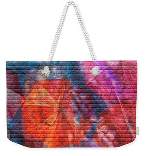 Umbrella Wall Mural - Weekender Tote Bag