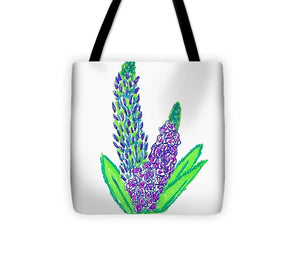 Veronica Spicata - Tote Bag