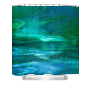 Whispers of Summer - No Overlay - Shower Curtain