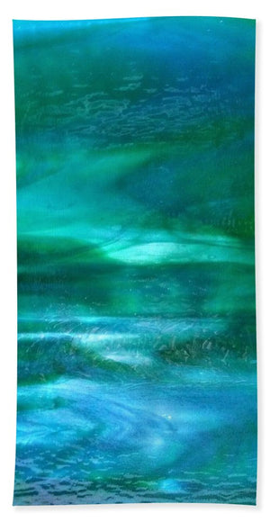 Whispers of Summer - No Overlay - Beach Towel
