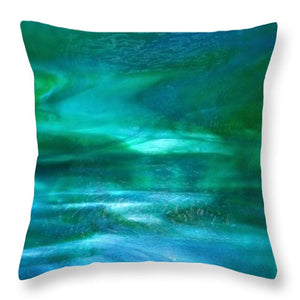 Whispers of Summer - No Overlay - Throw Pillow
