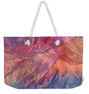 Whispers of Winter - Weekender Tote Bag