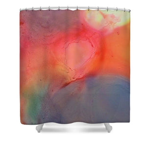 Whispers of Winter - No Overlay - Shower Curtain